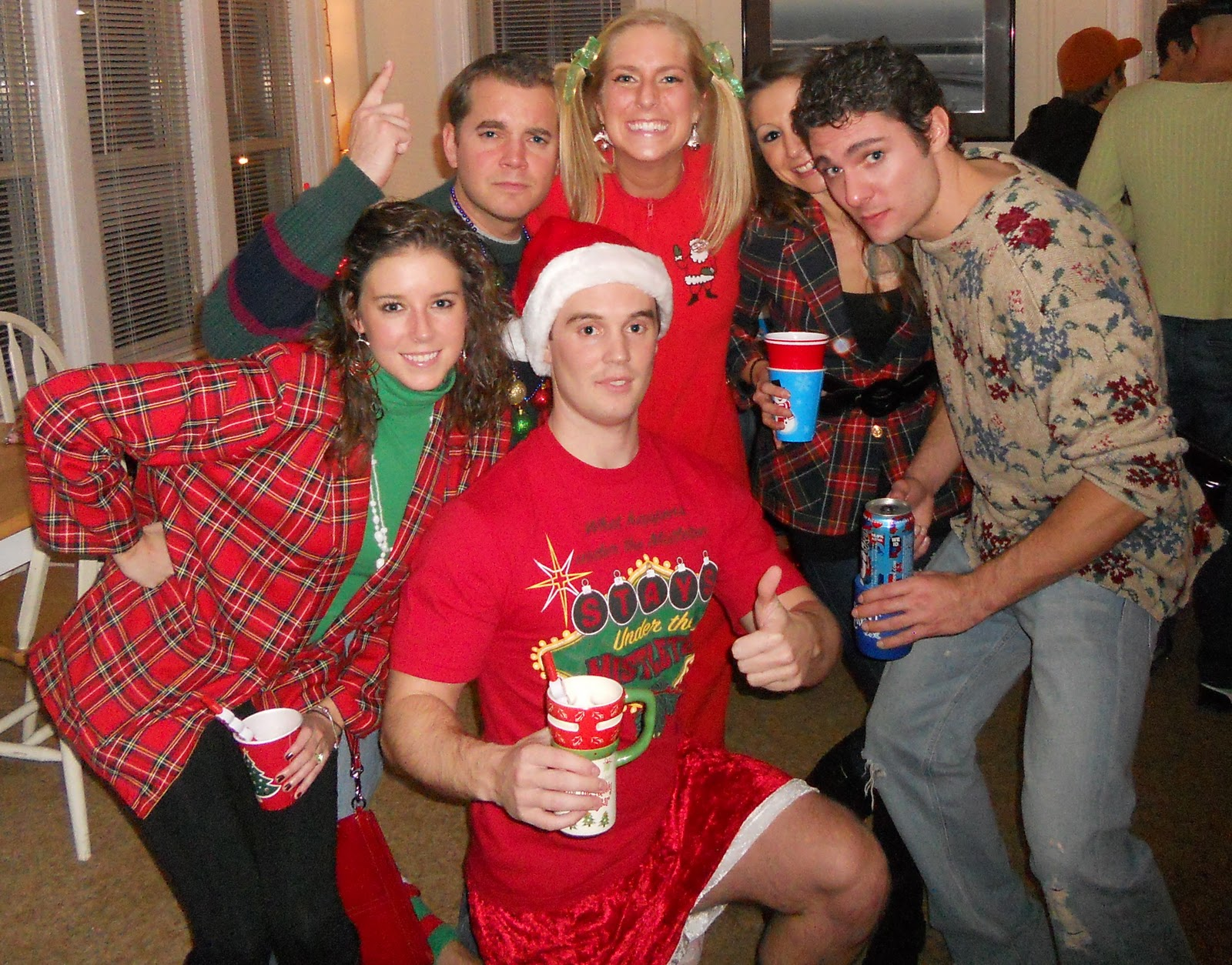 Ordinary Wacky Christmas Party Ideas Part - 7: Category Archives: Tacky Christmas Party
